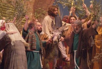 LA PASIÓN de los salesianos de Huesca